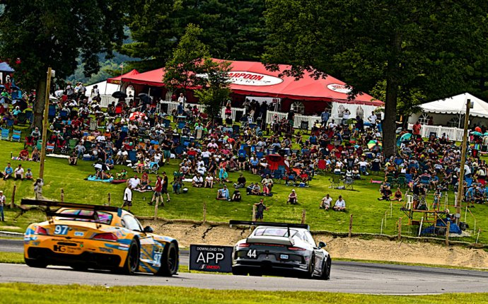 Where is Lime Rock Race Track?
